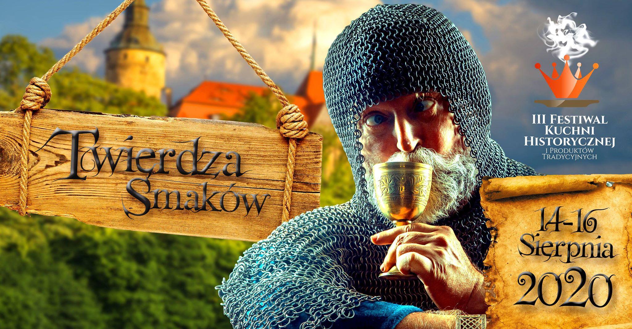 Twierdza Smaków - III Festiwal Kuchni Historycznej