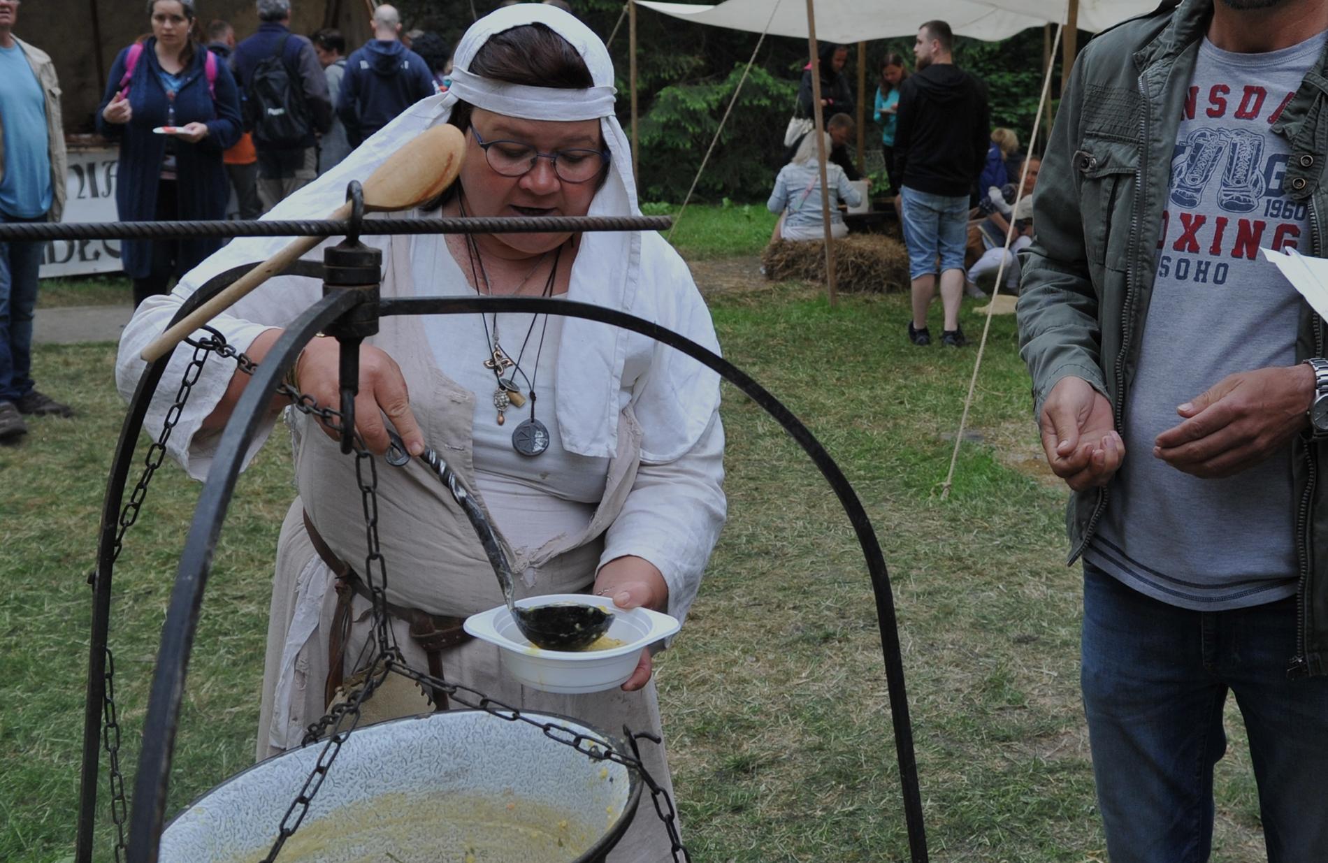 Dolnośląski Festiwal Kuchni Historycznej – Twierdza Smaków