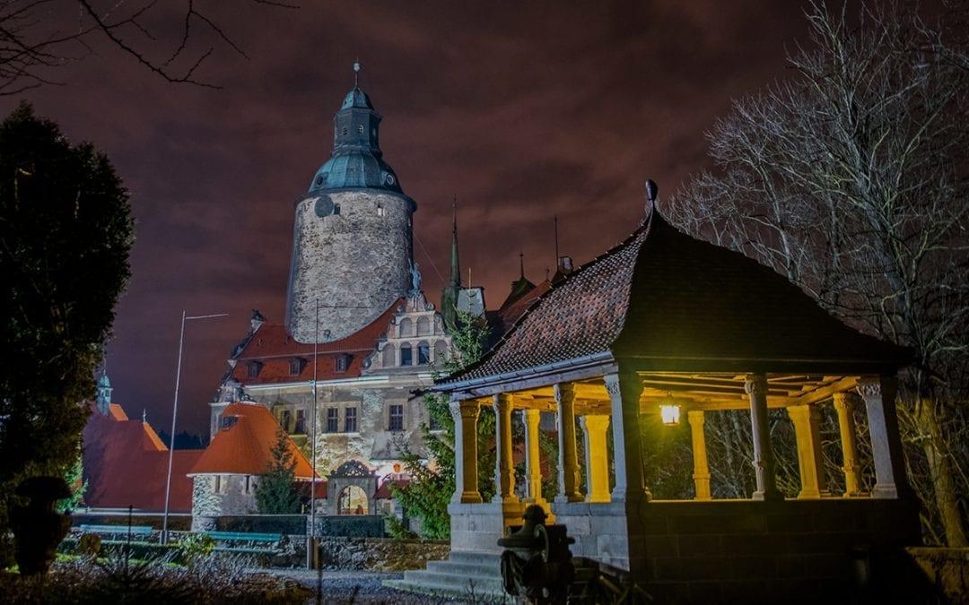 Night tour of Czoch Castle