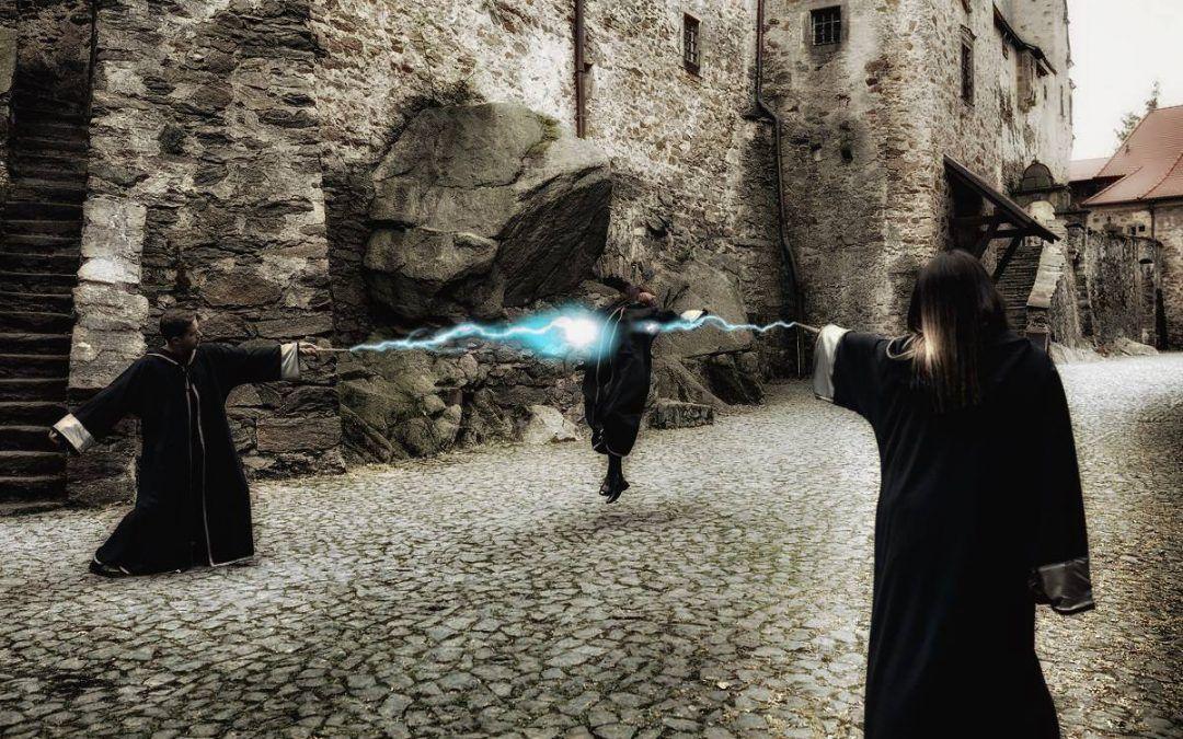 Czarodziejem być… Dni Magii