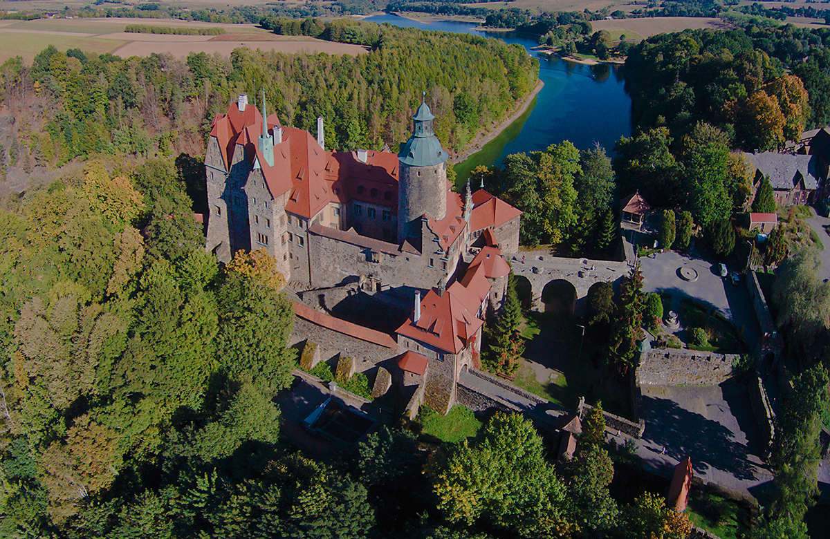 Day Tour of Czocha Castle